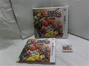 SUPER SMASH BROS. NINTENDO 3DS VIDEO GAME